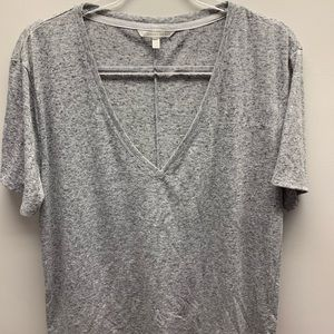 Victoria's Secret t-shirt heather gray